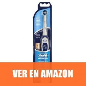 Oral-B Advance Power - Cepillo de dientes eléctrico a pilas
