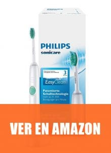 Philips Sonicare EasyClean HX6510-22 - Cepillo de dientes eléctrico