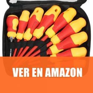 KKmoon VZU9065671501395RL - Juego de Destornilladores