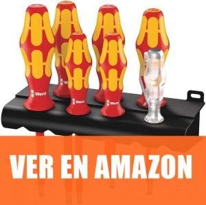 Wera 0007663500140 - Juego de Destornilladores