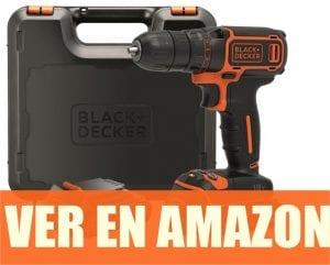 Black+Decker BDCDC18KB-QW - Taladro Atornillador