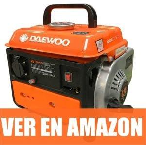 Daewoo GDA980 - Generador Eléctrico de gasolina