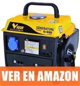 Vigor G-900 2T - Generador Eléctrico