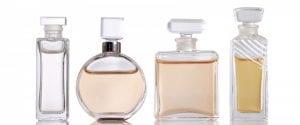 El alcohol en la perfumería y cosmetología