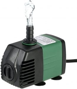 Dacdeal Water Strider - Bomba de Agua sumergible