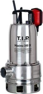 T.I.P. 30116 - Bomba De Inmersión Para Aguas Residuales