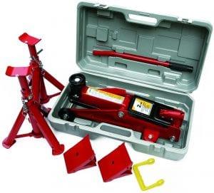 Hilka 82930240 - Kit de Gato Hidráulico 2 Toneladas