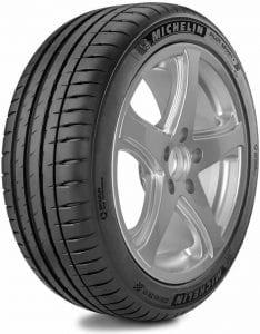 Michelin Pilot Sport 4 EL FSL 225 45R17 94Y Neumático de Verano
