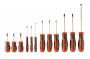 Black&Decker BDHT0-66451 - Juego de 12 Destornilladores