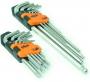 Rolson Tools 40389 - Juego de llaves allen